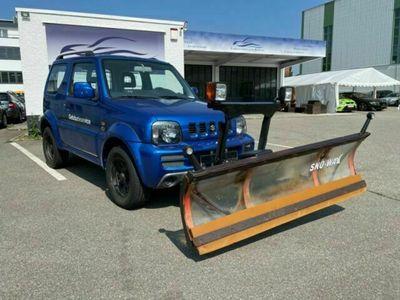 gebraucht Suzuki Jimny 1.3 4WD Club Schneeräumfahrzeug