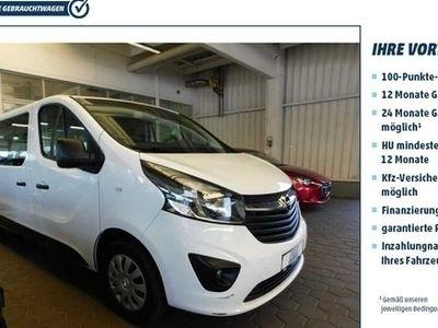 gebraucht Opel Vivaro B CDTI 145PS L2H1 2.9t mit Navi & PDC