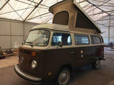 gebraucht VW T2 T2B Westfalia Champagne Edition - 1978 bus bulli camper