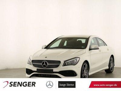 gebraucht Mercedes CLA200 AMG Line Navi LED Sitzheizung Parkassist