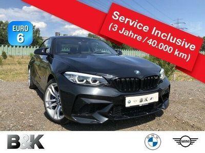 gebraucht BMW M2 Competition Coupe DKG NaviProf,LED,Leder,GSD