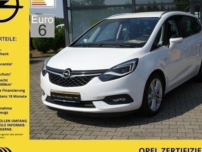 gebraucht Opel Zafira 1.4 Turbo Innovation ONSTAR LED W-LAN EU6