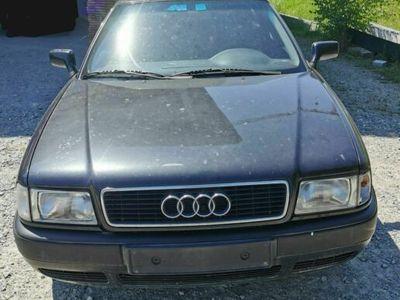 gebraucht Audi 80 Avant 2.0 E LPG Gasanlage Standhei...