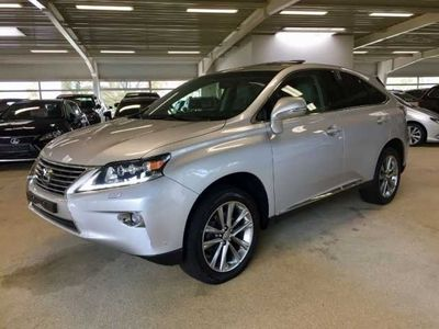 gebraucht Lexus RX450h hybrid Luxury Line