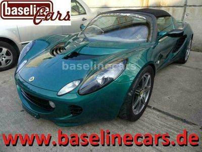 gebraucht Lotus Elise 111R - LHD - Airbags - Neulack