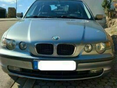 gebraucht BMW 318 Compact td