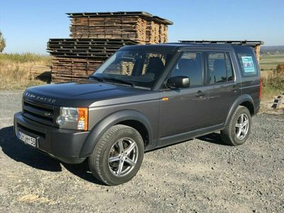 gebraucht Land Rover Discovery 3 3 Disco 2.7 TDV6 kein HSE