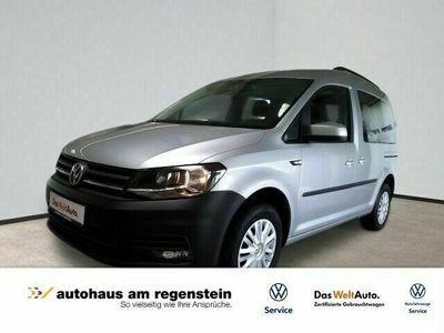 gebraucht VW Caddy 2,0 TDI Navi Sitzheizung Kombi