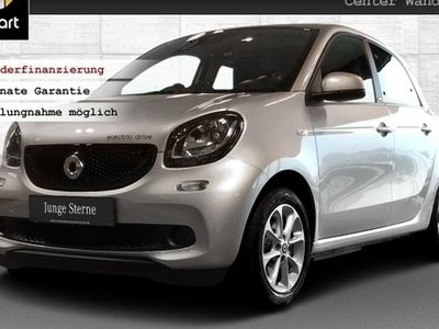 gebraucht Smart ForFour 60kWed passion cool&Audio SHZ PDC Tempom