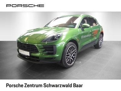 gebraucht Porsche Macan el. AHK / Panoramdach