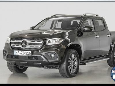 gebraucht Mercedes X250 d 4MATIC PROGRESSIVE EDITION