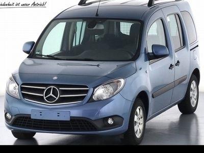 gebraucht Mercedes Citan 111 CDI Tourer Edition Lang SHZ PDC hinten