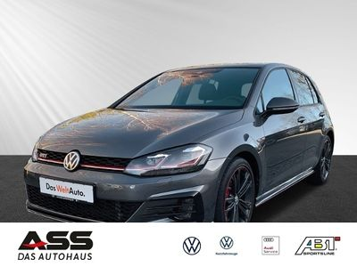 gebraucht VW Golf VII GTI Performance 2.0 TSI KLIMA LED NAVI LEDER ALU -