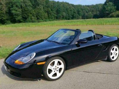 gebraucht Porsche Boxster 986