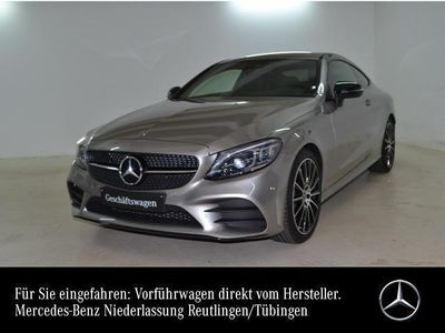 gebraucht Mercedes C300 Cp. AMG Multibeam Night Keyl-GO Kamera PTS