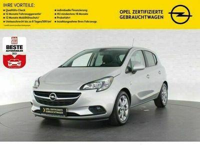 gebraucht Opel Corsa-E E 120 JAHRE+PARKPILOT+BLUETOOTH+SITZ-/LENK