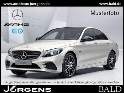 gebraucht Mercedes C350e AMG+LED+Navi+Airmatic+PDC
