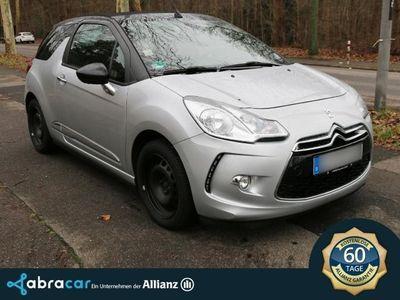 gebraucht Citroën DS3 Cabriolet SoChic 1.6 BlueHDi 100*Klima*SHZ*