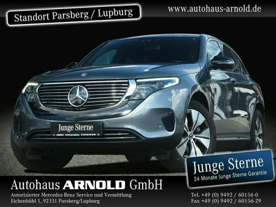 gebraucht Mercedes EQC400 4M AMG Line int. SHD 360° Totwinkel SHZ