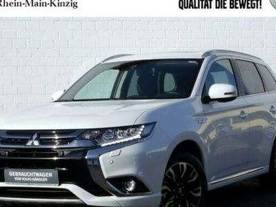gebraucht Mitsubishi Outlander 2.0 PHEV Top 4WD - Vollausstattung