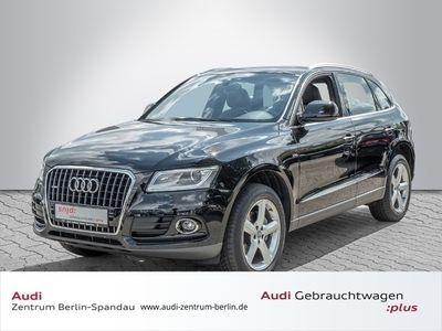 gebraucht Audi Q5 2.0 TDI EU6 quattro S tronic *PANO*NAVI*AHK*