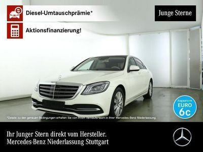 gebraucht Mercedes S350 d Limousine lang