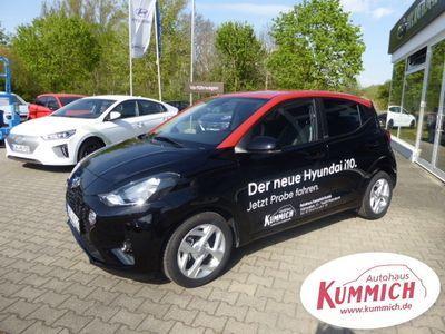gebraucht Hyundai i10 i101.2 Benzin M/T Intro Edition