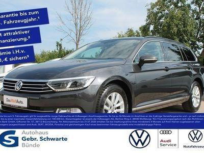 gebraucht VW Passat Variant 2.0 TDI DSG Comfortline LED+Navi+