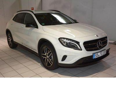 gebraucht Mercedes GLA220 d Sport Utility Vehicle SCORE!