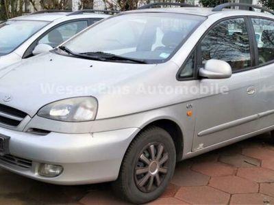 gebraucht Chevrolet Tacuma 2.0 CDX Klima R/CD eFH ZV KEIN TÜV