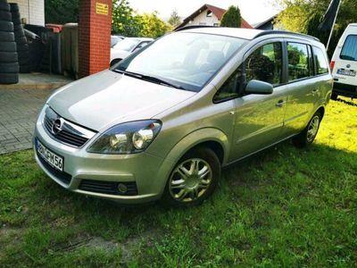 gebraucht Opel Zafira B mit Rollstuhlfahrer Umbau (k...