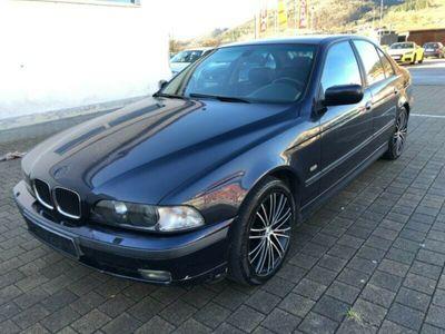 gebraucht BMW 528 i LPG, Leder, Xenon, Shadow-Line,
