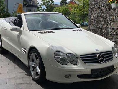 gebraucht Mercedes SL500 7G-TRONIC