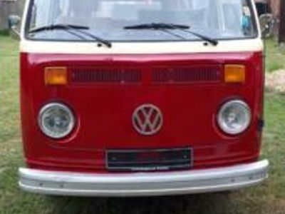gebraucht VW T2 BusMade in Germany