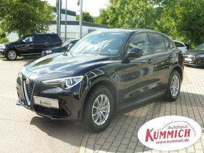 gebraucht Alfa Romeo Stelvio 2,0 Turbo 16V 200PS AT8 Q4