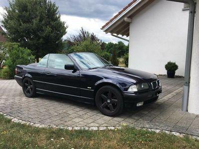 gebraucht BMW 328 Cabriolet i sehr gepflegt; Sommerauto