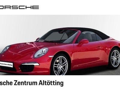 gebraucht Porsche 911 Carrera Cabriolet 991 (911) | Rückfahrkamera |