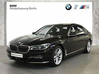 gebraucht BMW 730L d Laser Navi Komfortsitze Glasdach