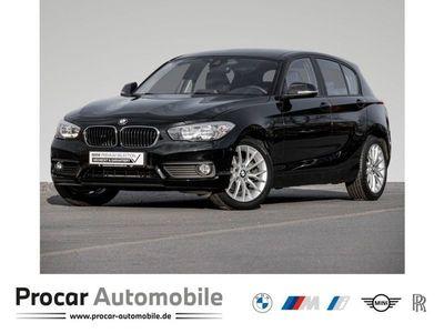 gebraucht BMW 116 1er i Advantage