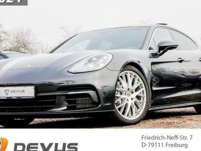 gebraucht Porsche Panamera 4S Diesel 4.0-Liter-V8-Biturbo Sport-Chrono PASM BOSE