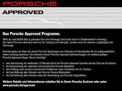 gebraucht Porsche Panamera 4 E-Hybrid Sport Turismo E-Kennzeichen