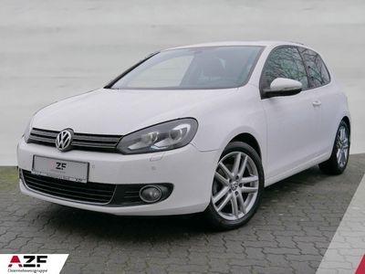 gebraucht VW Golf VI 1.4 TSI Highline, Klima, Sportfahrwerk