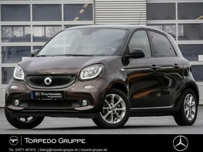 gebraucht Smart ForFour turbo perfect Cool u. Audio+Einparkhilfe