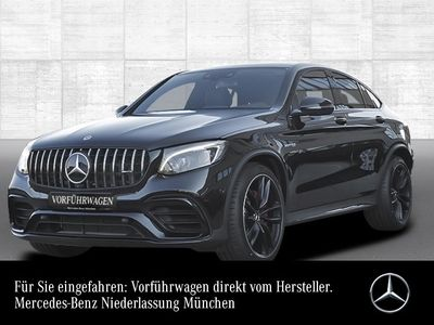 gebraucht Mercedes GLC63 AMG Mercedes-AMGS 4MATIC Coupé