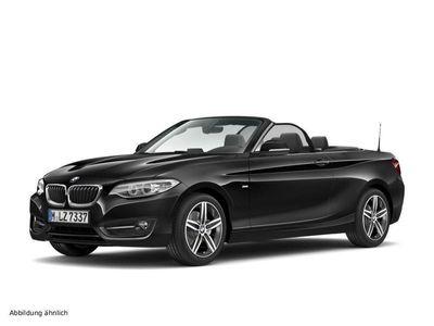 gebraucht BMW 220 2er i Cabrio Sport Line