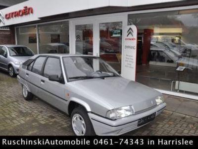 used Citroën BX 14 Selection ZV & 4 x el. Fh & H Kennzeichen