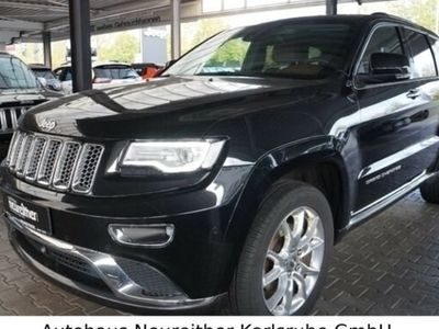 gebraucht Jeep Grand Cherokee 3.0 CRD Summit *Top Zustand*