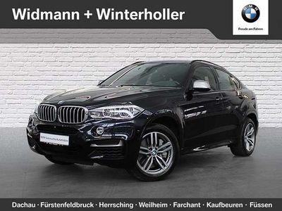gebraucht BMW X6 M 50d