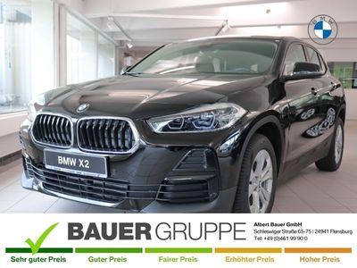 gebraucht BMW X2 sDrive18d Advantage Parkassistent LED Navi DAB