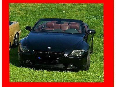 gebraucht BMW 645 Cabriolet Ci 6er V8 Spider E64 Powe... als Cabrio/Roadster in Sulzemoos